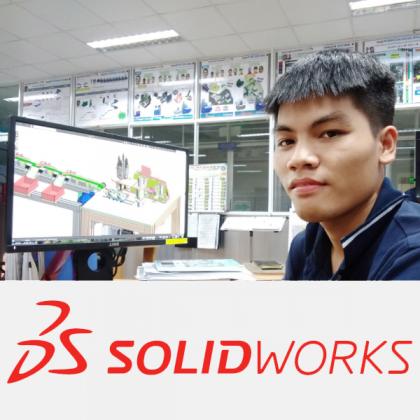 Khóa học Solidworks cơ bản đến nâng cao