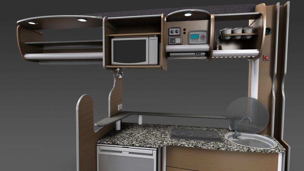 Thiết kế nội thất với Solidworks