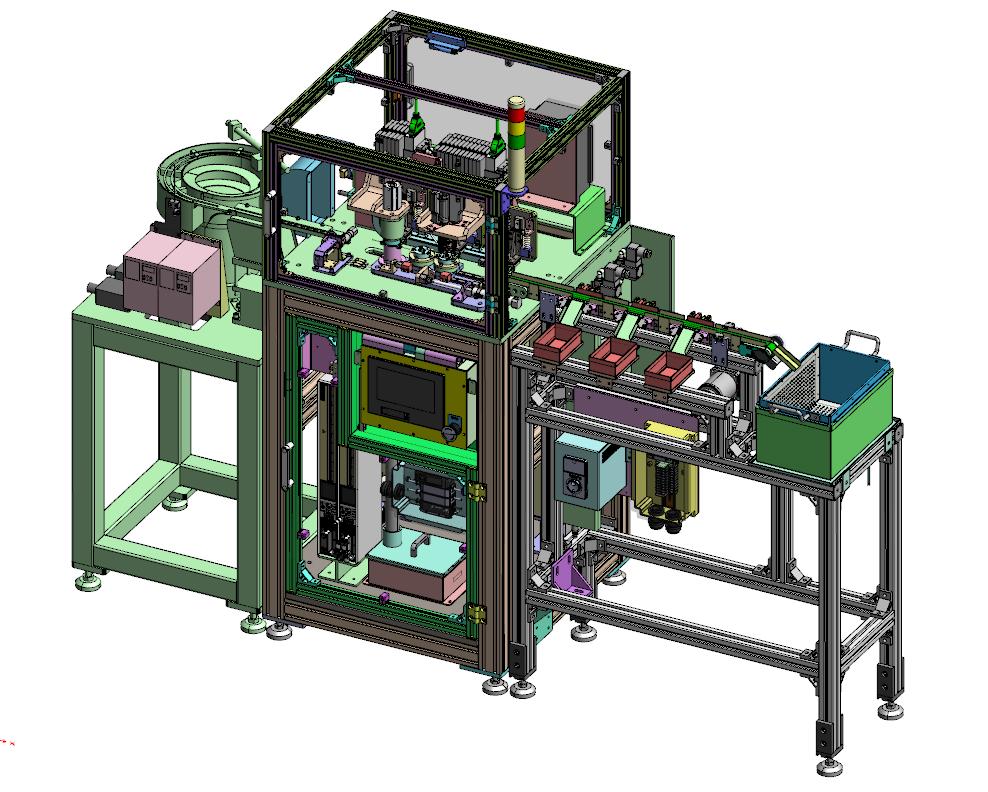 Thiết kế máy với Solidworks