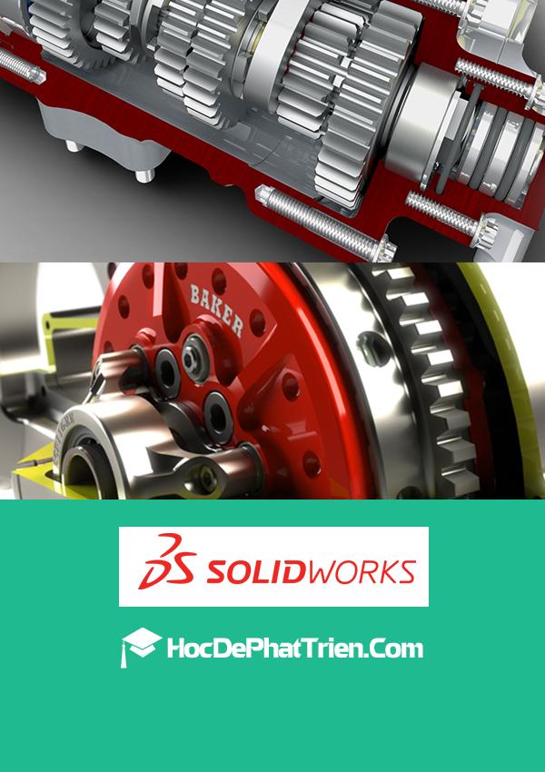 khóa học solidworks cơ bản + nâng cao 1